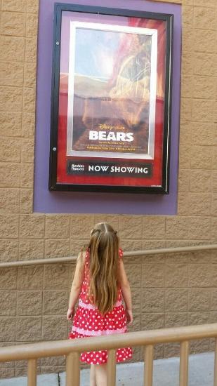Definitely ready to enter the world of Bears!
