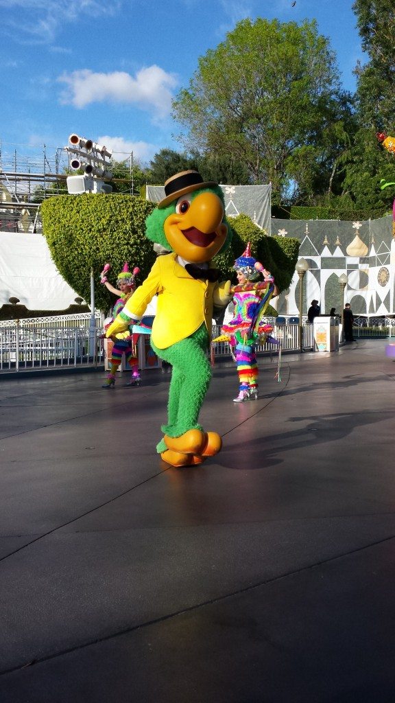 Jose Carioca - One of My Three Favorite Caballeros!