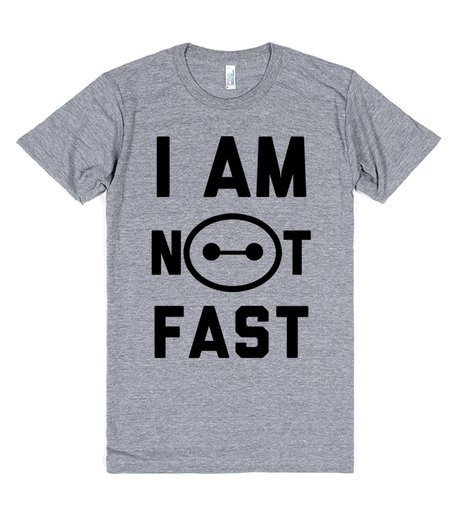 FYI, this shirt can be found at Skreened Tees: http://skreened.com/gummysnacks/i-am-not-fast